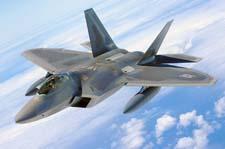 Defense Raptor jet
